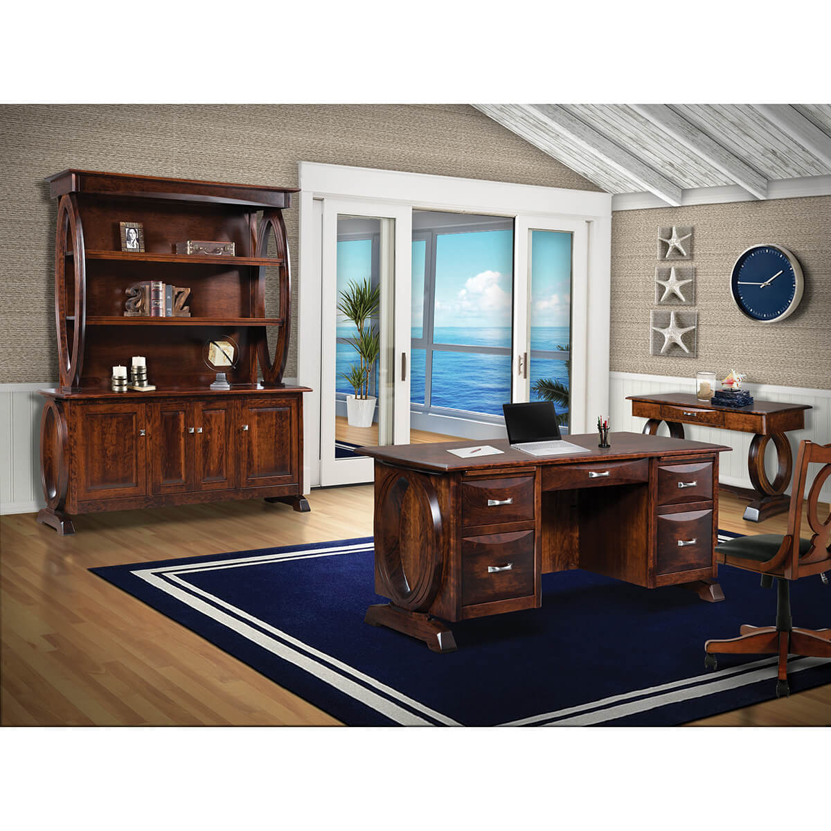 1 Office Collections Amish Hills Handmade Furniture